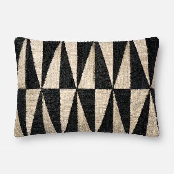 Lumbar Pillow by Loloi x Justina Blakeney