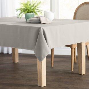No Iron Tablecloths | Wayfair