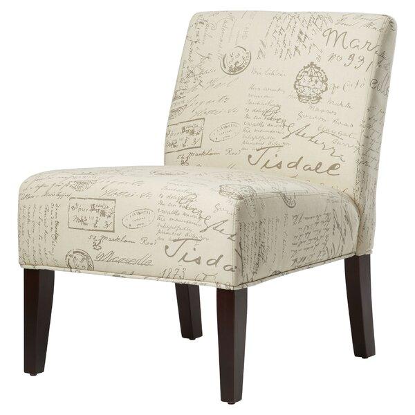 Salkin Slipper Chair By Charlton Home