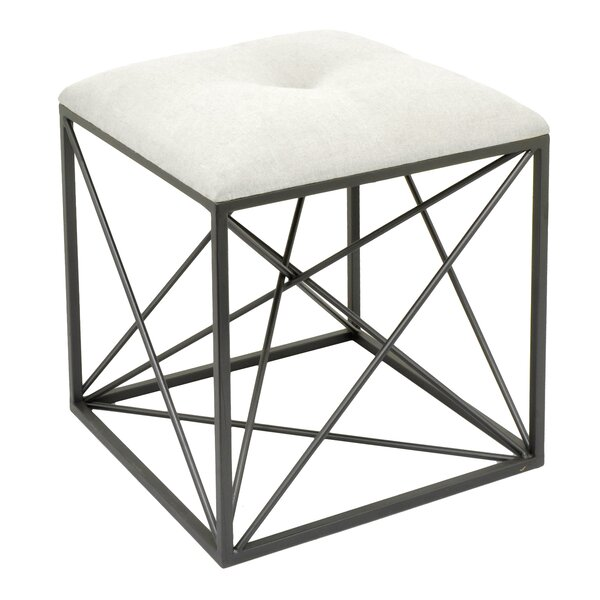 Rowsey Accent Stool by Orren Ellis