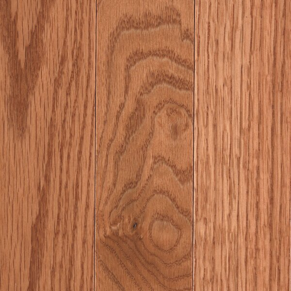 Walbrooke 2-1/4 Solid Oak Hardwood Flooring in Butterscotch by Mohawk Flooring