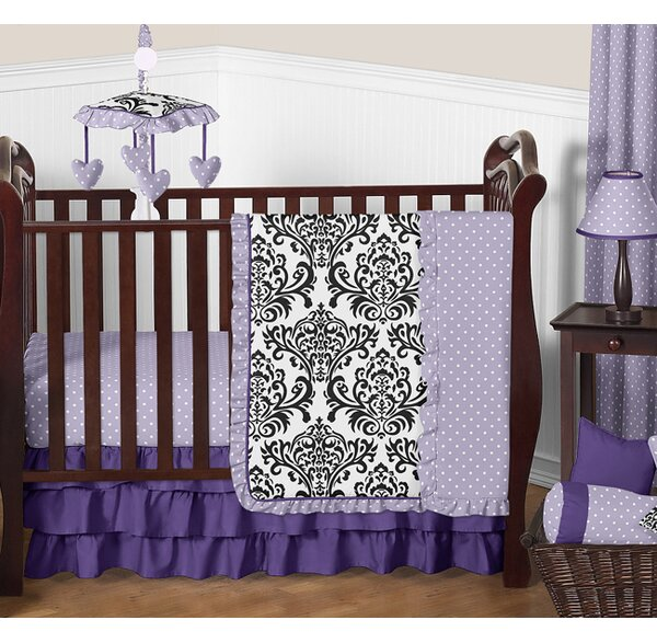 Sloane 11 Piece Crib Bedding Set by Sweet Jojo Designs