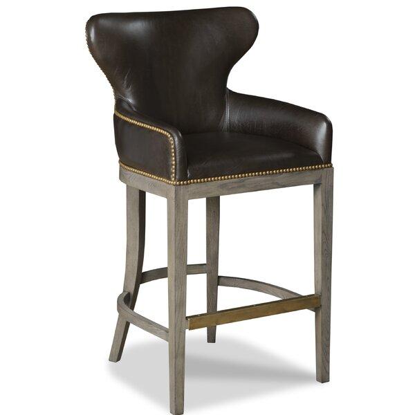 Bar & Counter Stool by Woodbridge Furniture Woodbridge Furniture