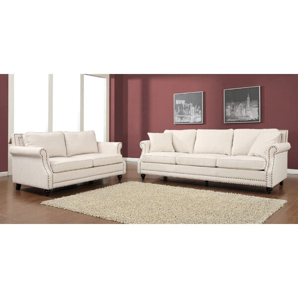 Camden Configurable Living Room Set by Darby Home Co