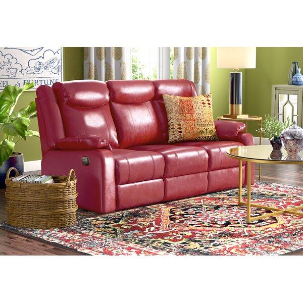 Weitzman Reclining Sofa By Red Barrel Studio