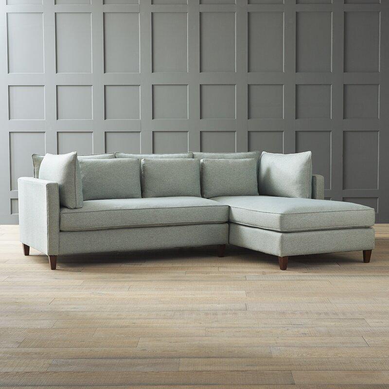 AllModern Custom Upholstery  Ayla Sectional