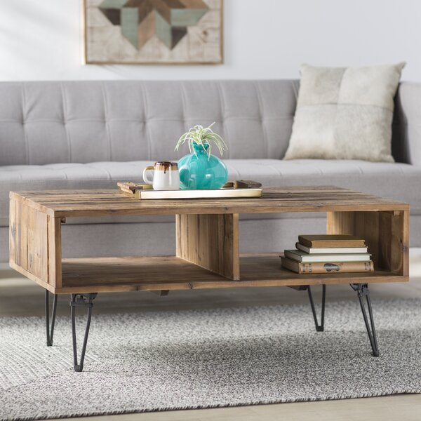 Ramsey Coffee Table by Modern Rustic Interiors
