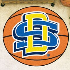 NCAA South Dakota State University Basketball Mat by FANMATS