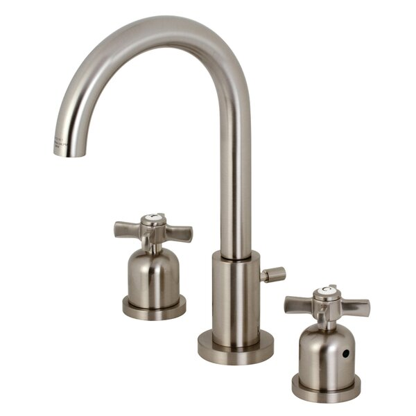 Millennium Widespread Bathroom Faucet with Drain Assembly
