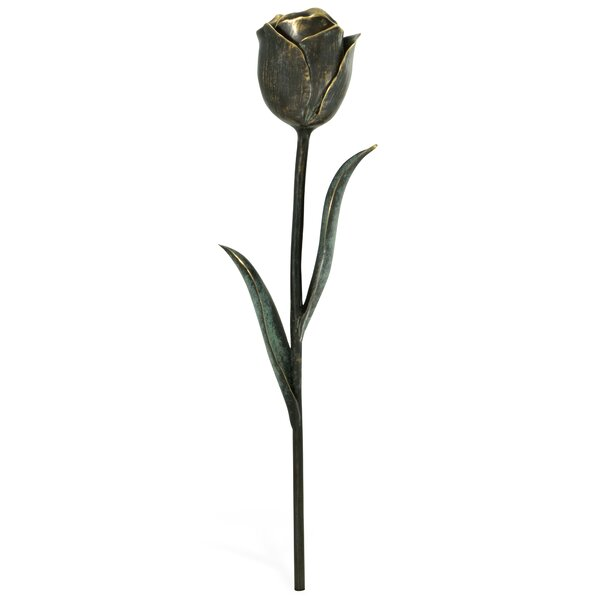 Tulip Flower Sculpture by Jonathan Charles Fine Furniture