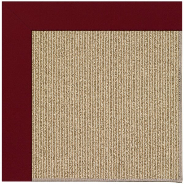Lisle Brown Indoor/Outdoor Area Rug by Longshore Tides