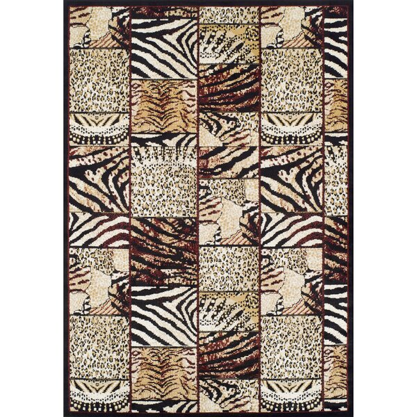 Ferrera Gray Area Rug by Achim Importing Co