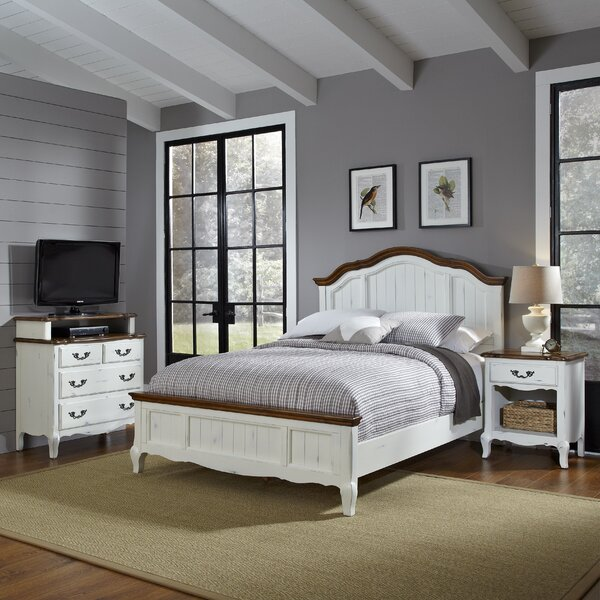 French Countryside Configurable Bedroom Set by Home Styles