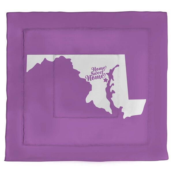Home Sweet Annapolis Single Reversible Comforter