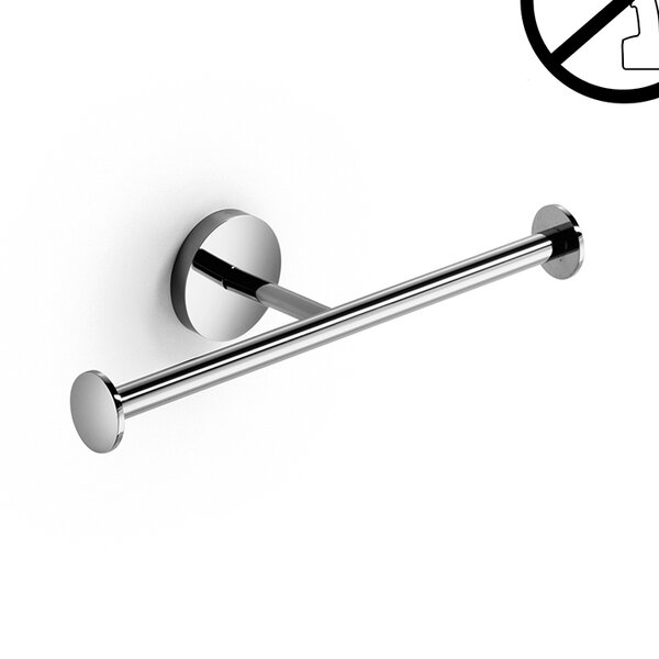 Duemila Self-Adhesive Double Toilet Paper Holder