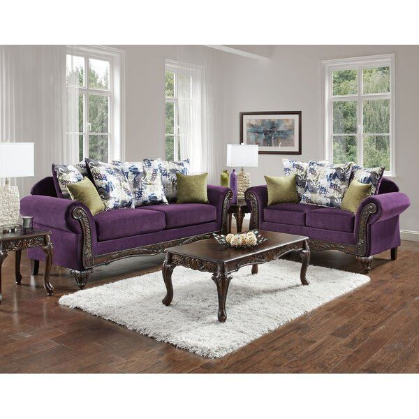 Anna Configurable Living Room Set by Chelsea Home