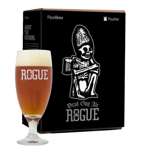 Rogue Dead Guy Ale Brewing Mix (Set of 2) by PicoBrew