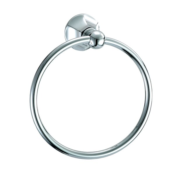 Regent Wall Mounted Towel Ring by Empire Industries