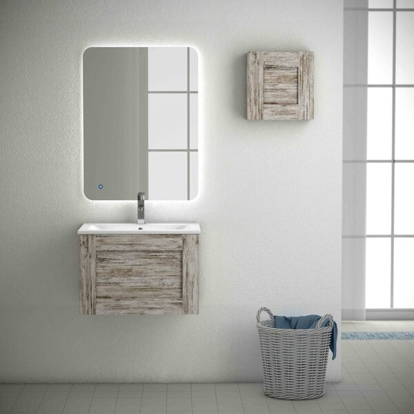 Casandra 24 Single Bathroom Vanity Set by Highland Dunes