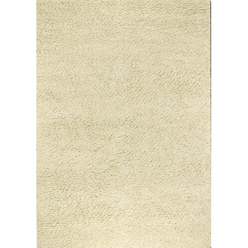 Lorain Hand-Woven Ivory Area Rug by House of Hampton
