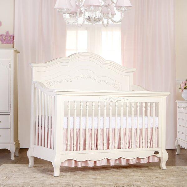 Aurora 5-in-1 Convertible Crib by Evolur