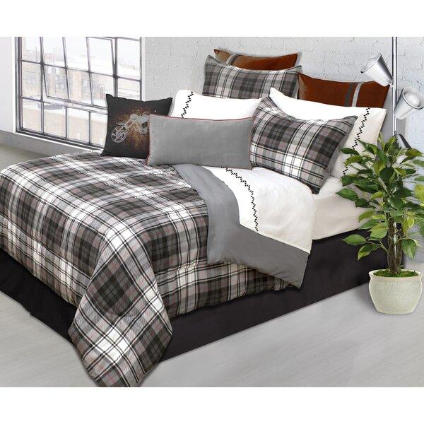 Lowell 3 Piece Full/Queen Comforter Set by Loon Peak