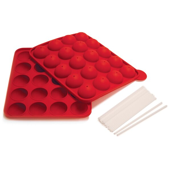 Cake Pop Pan (Set of 6) by Norpro