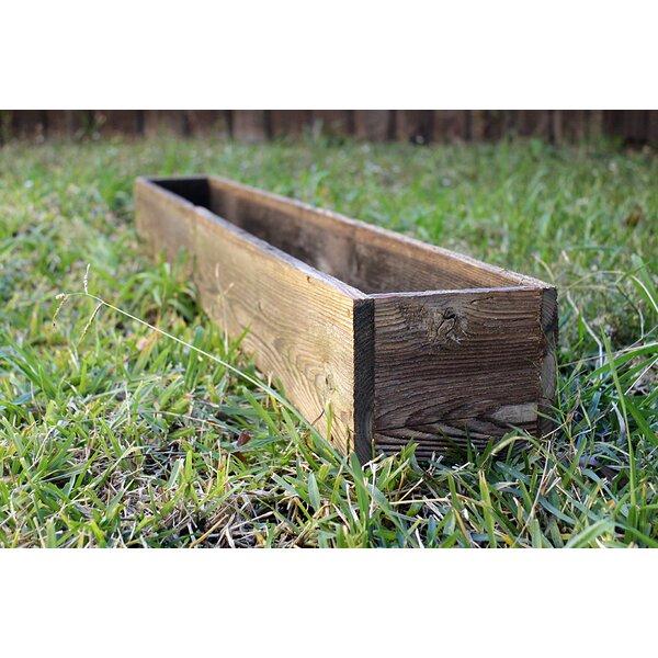 Montfort Wood Planter Box by Loon Peak