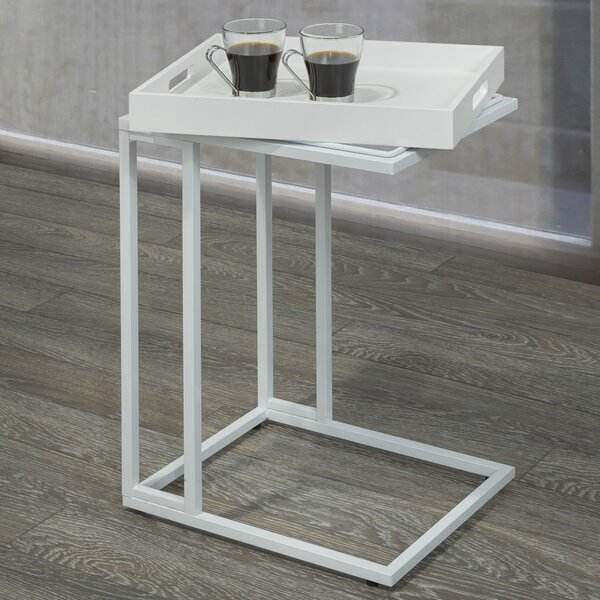 Daryl C End Table by Ebern Designs