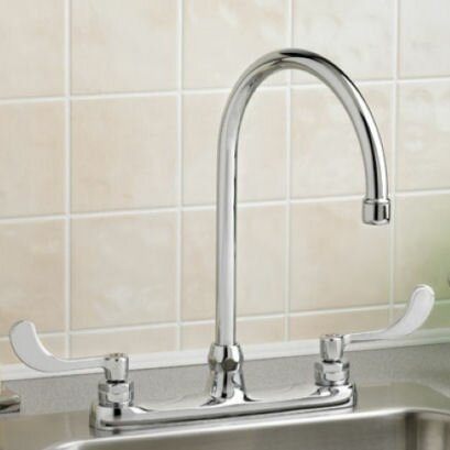 Monterrey Double Handle Kitchen Faucet by American Standard