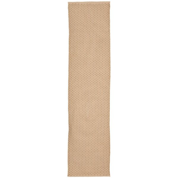 Chelsea Pebbles Ivory Indoor/Outdoor Area Rug by Liora Manne