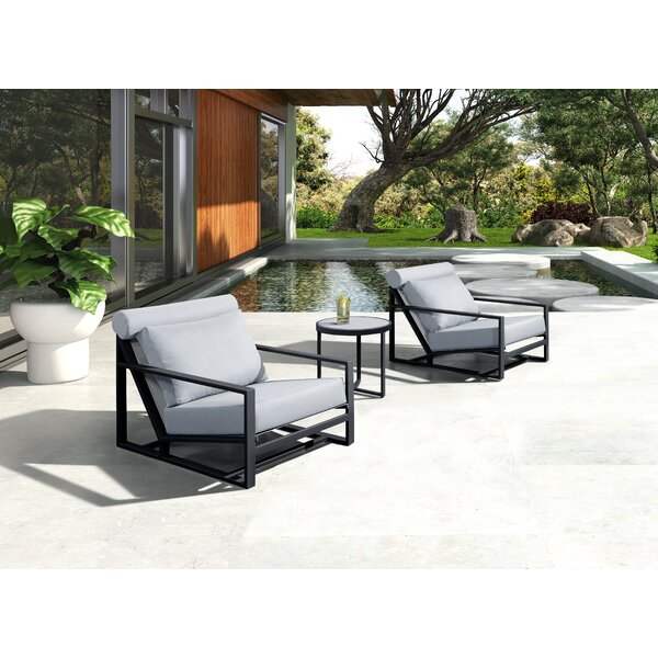 Cublington Seating Group with Cushion by Latitude Run