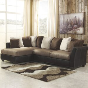 Attractive Larwill Sectional