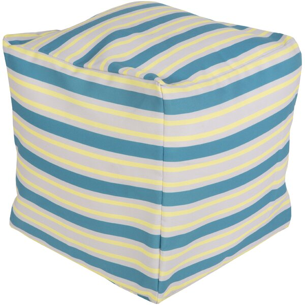 Virginia Beach Pouf by Breakwater Bay