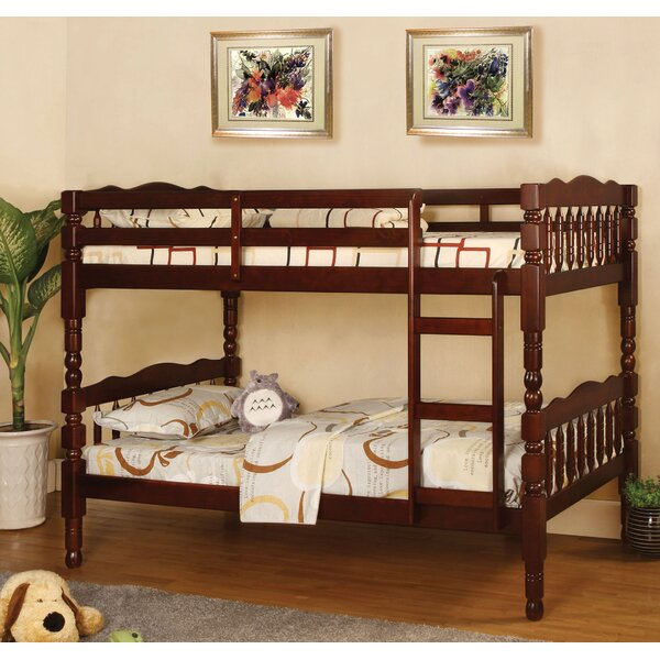 Baltimore Twin over Twin Bunk Bed by Hokku Designs