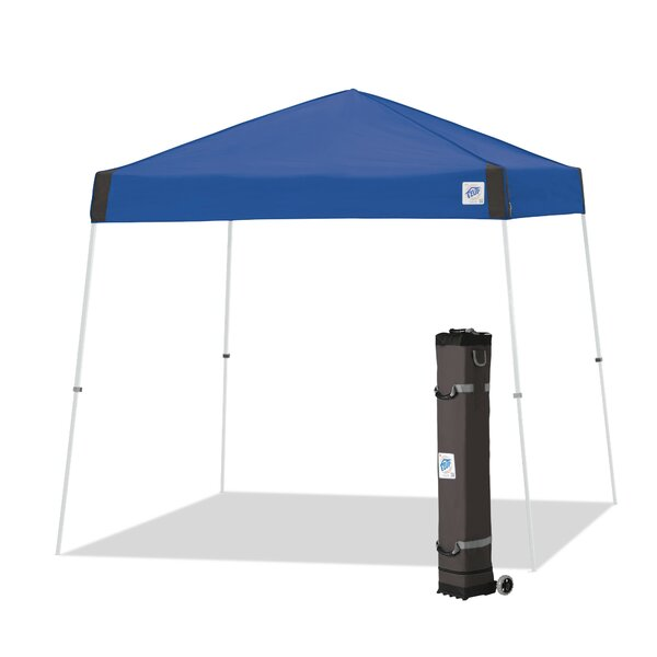 Vista 12 Ft. W x 12 Ft. D Steel Pop-Up Canopy by E-Z UP
