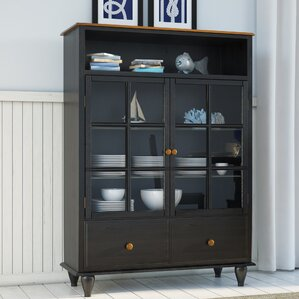 Chidi Lighted Display Stand by Beachcrest Home