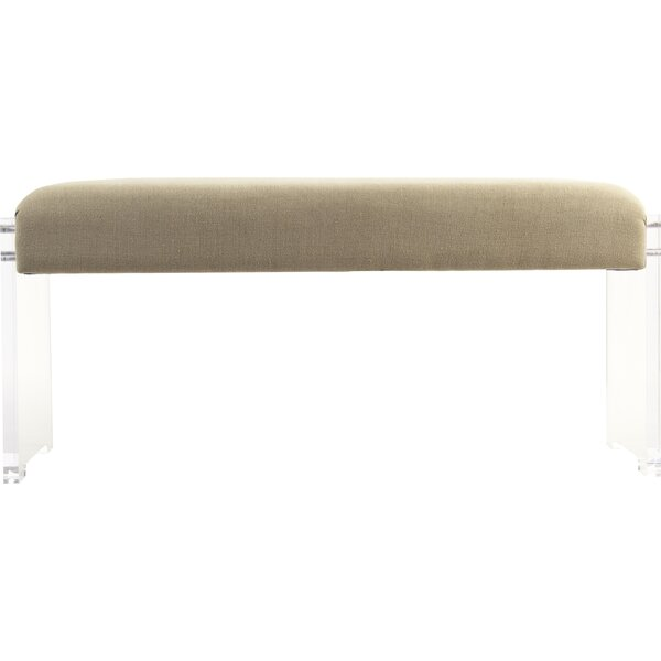 Adela Upholstered Bench by Zentique