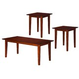 Eveleth 3 Piece Coffee Table Set by Red Barrel Studio®