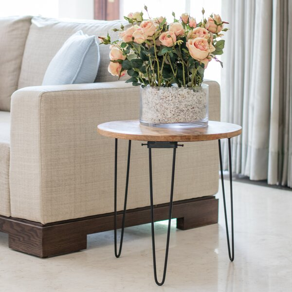 Wilhelmina End Table by Foundry Select