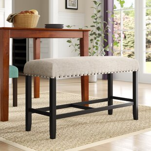 Online Reviews Ahner Upholstered Bench By Birch Lane™