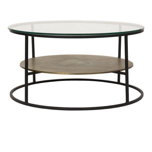 Laurene Coffee Table by Everly Quinn Everly Quinn