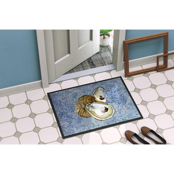 Oyster Non-Slip Indoor Door Mat