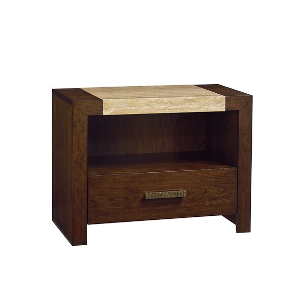 Laurel Canyon 1 Drawer Nightstand by Lexington Lexington