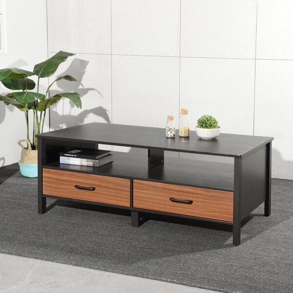 Stewartstown 4 Bunching Coffee Table With Storage By Ebern Designs