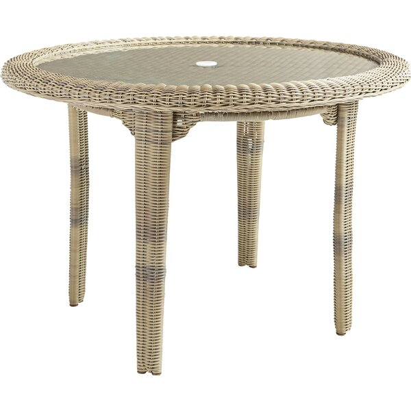 Enrico Dining Table by Highland Dunes