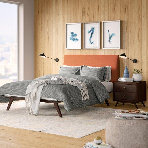 Arabella Queen Platform 2 Piece Bedroom Set by Modern Rustic Interiors