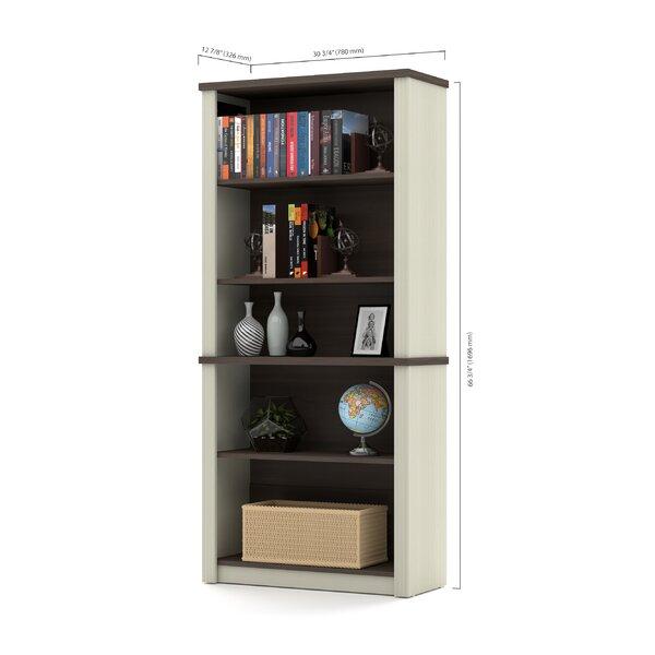 Kenworthy Standard Bookcase by Ebern Designs