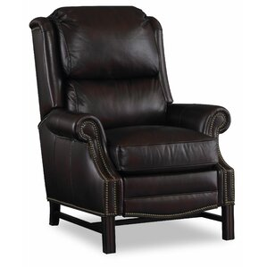 Alta Leather Power Recliner by..