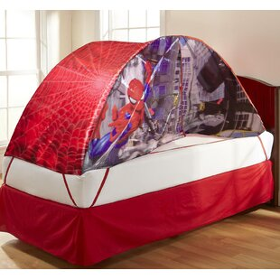 Spiderman Children Bed Tent & Spiderman Bed Tent | Wayfair